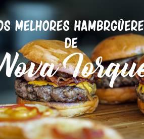 ::: Os melhores hambúrgueres de Nova Iorque:::
